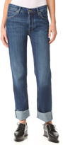 MiH Jeans Phoebe Cuffed Jeans