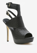 Bebe Rominna Woven Sandals