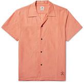 Sasquatchfabrix. - Camp-collar Voile Shirt