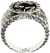 Gucci logo ring