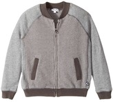 Splendid Littles Birdseye Knit Zip-Up Jacket Boy's Coat