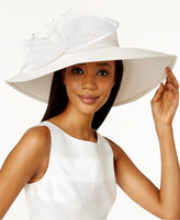 August Hats Aster Extra Wide Brim Hat