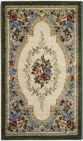 JCPenney Brumlow Estate Rose Washable Rectangular Rug