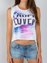 Junk Food Clothing Lover Muscle Tank