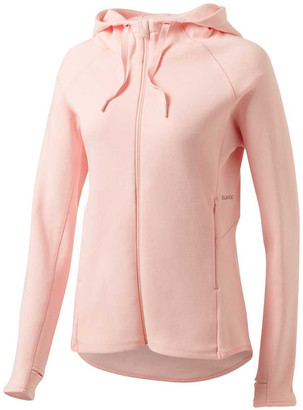 Ell & Voo Womens Helen Full Zip Training Hoodie