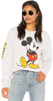 Junk Food Clothing Mickey Mouse Classic Oversized Sweatshirt