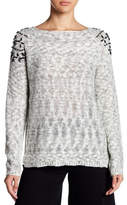FATE by LFD Bling Grey Sweater