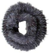 Pologeorgis Fox Fur Snood