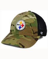'47 Pittsburgh Steelers Compass CLOSER Cap
