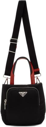 Prada Black Pocket Bag