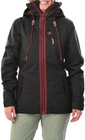 DC Revamp Snowboard Jacket - Waterproof, Insulated (For Women)