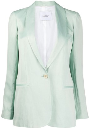 Dondup relaxed fit blazer
