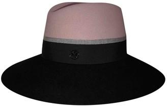 Maison Michel Multicolour Wool Hats