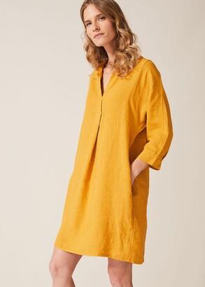 Phase Eight Kathy Linen Dress