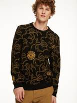 Scotch & Soda Embroidered Sweater