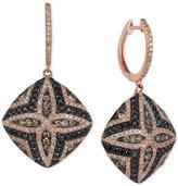 LeVian Le Vian Exotics® Diamond Drop Earrings (1-1/3 ct. t.w.) in 14k Rose Gold