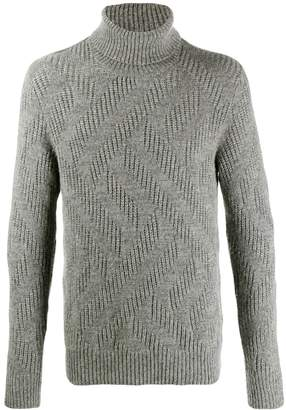 Roberto Collina shadow knit jumper