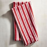 Pier 1 Imports Peppermint Stripe Napkin