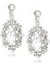 Nina 'Celia' Czech Crystal Vintage Earrings