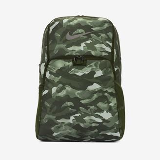 Nike Printed Training Backpack (Extra Large Brasilia