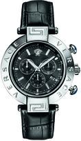Versace Reve Chrono Collection VQZ010015 Men's Stainless Steel Quartz Watch