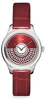 Christian Dior Women's Grand Bal 36MM Red Watch
