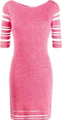 Emilio Pucci Cut-Out Dress