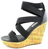 Steve Madden Abbby Women US 8.5 Wedge Sandal