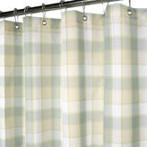 B. Smith Park Park Watershed Dorset Print Shower Curtain