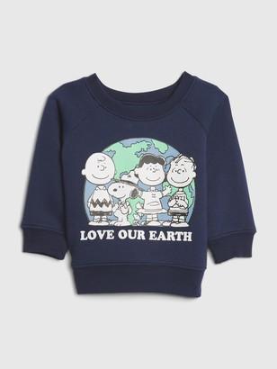 Peanuts babyGap | Crewneck Sweatshirt