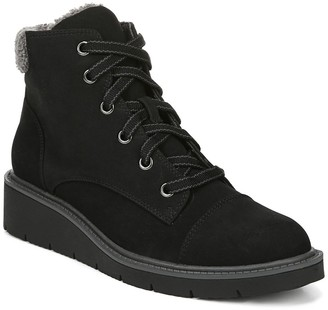Dr. Scholl's Lessmore Faux Shearling Lined Boot
