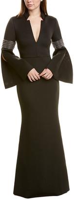 Badgley Mischka Scuba Gown