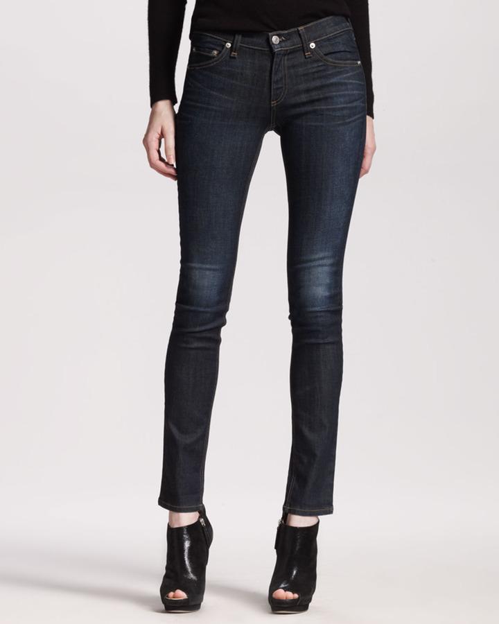 Rag and Bone The Skinny Kensington Jeans