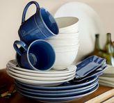 Pottery Barn Cambria Mug, Set Of 4 - Blue