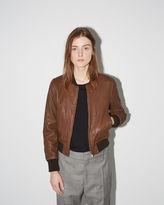 Etoile Isabel Marant Brantley Leather Bomber