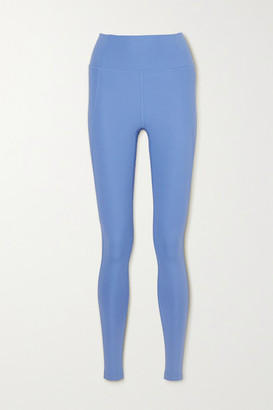 Girlfriend Collective Compressive Stretch Leggings - Blue