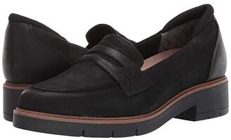 Dr. Scholl's Generation - Original Collection (Black) Women's Slip on Shoes