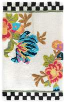 Mackenzie Childs MacKenzie-Childs MacKenzie-Childs Large Flower Market Bath Rug