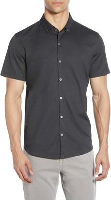 Zachary Prell Caruth Regular Fit Short Sleeve Shirt