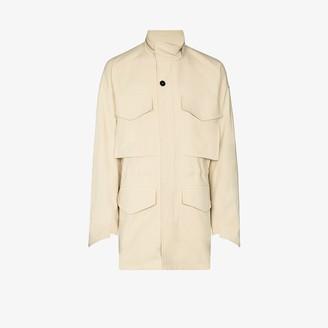 Jil Sander Field pocket jacket