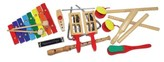 Melissa & Doug Toddler Deluxe Band Set