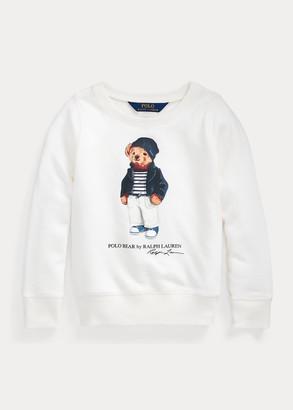Ralph Lauren Polo Bear French Terry Sweatshirt