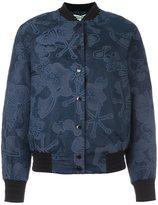 Kenzo 'Tanami' bomber jacket - women - Cotton/Acrylic/Polyester/other fibers - S