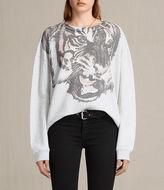 AllSaints Turan Lo Sweatshirt