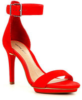 Gianni Bini Lizette Two Piece Ankle Strap Dress Sandals