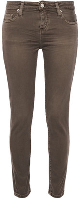 IRO Jarod Low-rise Skinny Jeans