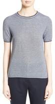 Max Mara Women's Stampa Silk & Cashmere Knit Top