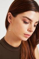 BCBGeneration Threader Hoop Earrings - Gold