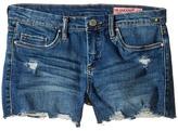 Blank NYC Kids - Denim Distressed Cut Off Shorts Girl's Shorts