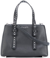 Marc Jacobs Mini T tote bag - women - Calf Leather/metal - One Size